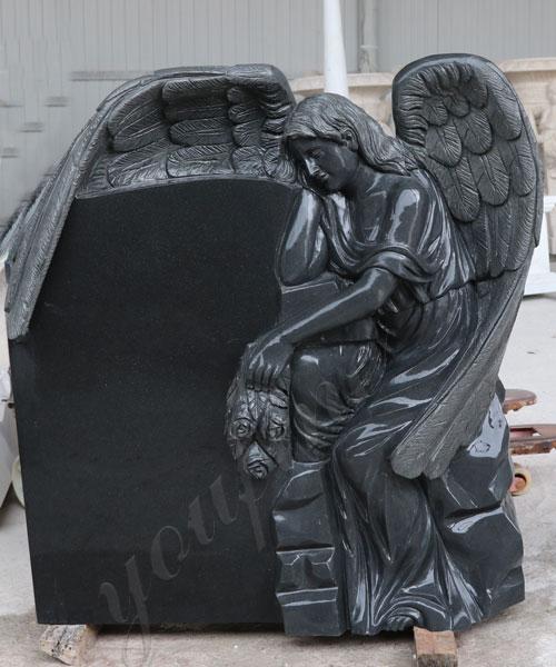 Granit-angel-heart-tombstone-new-design