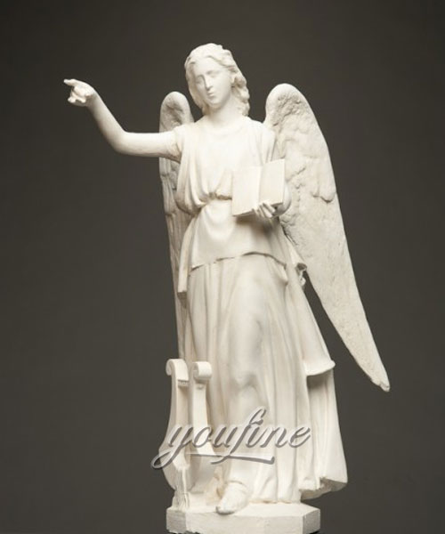 Praying angel statue marble statues for sale